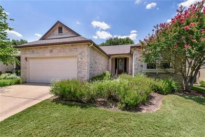 Sun City Single Family Home For Sale: 138 Scissortail Trl