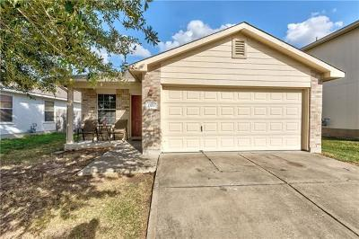 Buda Single Family Home For Sale: 1100 Shadow Creek Blvd
