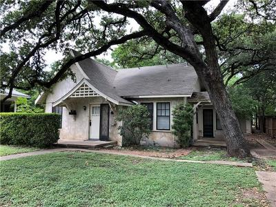 Single Family Home For Sale: 2845 Shoal Crest Ave