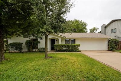 Travis County Single Family Home Pending - Taking Backups: 9900 Parkfield Dr
