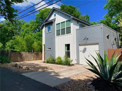 Austin Condo/Townhouse For Sale: 5202 Evans Ave #B