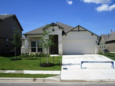 Pflugerville Single Family Home For Sale: 13701 Bauhaus Bnd