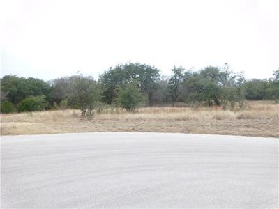 Liberty Hill Residential Lots & Land For Sale: 218 Questa Trl