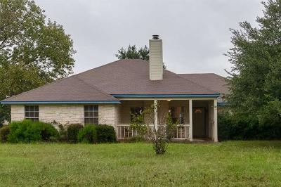 Liberty Hill Single Family Home For Sale: 312 Barrington Dr