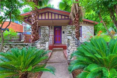 Austin Single Family Home For Sale: 2516 E 4th St