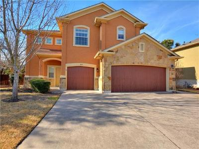 Hays County, Travis County, Williamson County Condo/Townhouse For Sale: 1805 Jentsch Ct #A