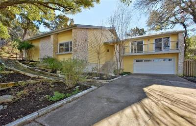 Austin TX Single Family Home For Sale: $739,000