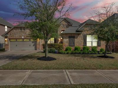 Round Rock Single Family Home Pending - Taking Backups: 4221 Pebblestone Trl
