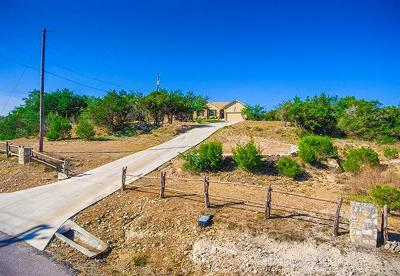 Dripping Springs TX Single Family Home For Sale: $385,000