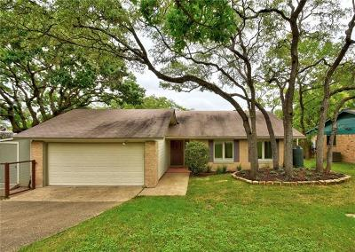 Austin Single Family Home For Sale: 2109 Four Oaks Ln