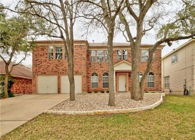 Single Family Home For Sale: 11412 Gun Fight Ln