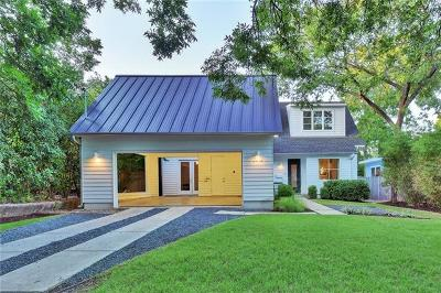 Austin Single Family Home For Sale: 2012 Peach Tree St