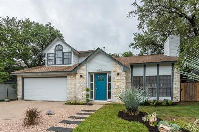 Austin Single Family Home For Sale: 6403 Crowley Trl