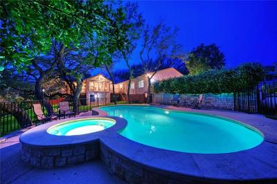 Austin Single Family Home For Sale: 5503 Arroyo Rd