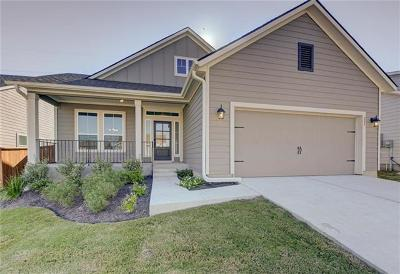 Liberty Hill Single Family Home For Sale: 205 Wild Sage