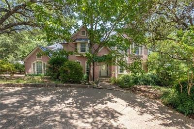 Single Family Home For Sale: 4323 Shadow Oak