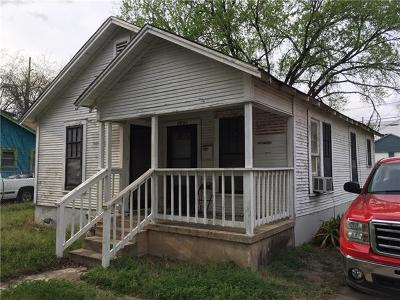 Single Family Home For Sale: 1804 E 14th St