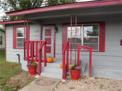 Bastrop Single Family Home Pending - Taking Backups: 1002 Emile St