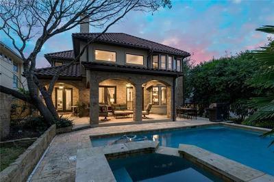 Austin Single Family Home For Sale: 1705 Chalk Rock Cv