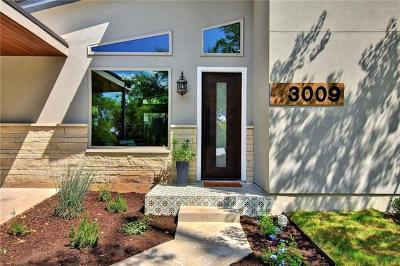 Austin Single Family Home For Sale: 3009 S 5th St