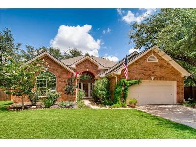 Cedar Park Single Family Home For Sale: 2204 Sandra Dr