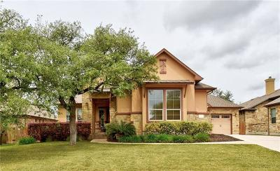 Austin Single Family Home For Sale: 323 Naples Ln