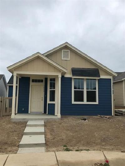 Kyle Single Family Home For Sale: 1412 Nevarez