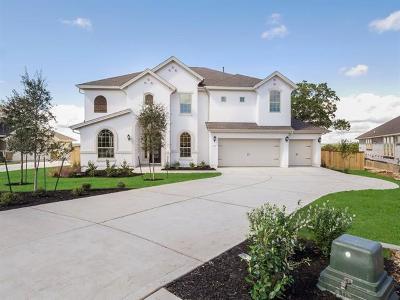 Leander Single Family Home For Sale: 2925 Wild Indigo Way
