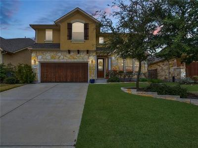 Round Rock Single Family Home Pending - Taking Backups: 1951 Kempwood Loop