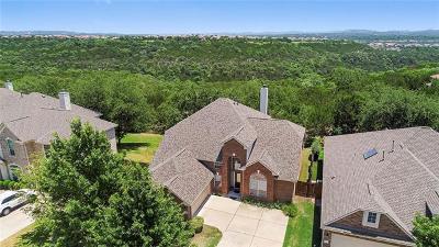 Austin Single Family Home Pending - Taking Backups: 12200 Capitol Saddlery Trl