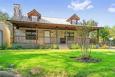 San Marcos Single Family Home Pending - Taking Backups: 900 Hugo Rd