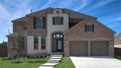 Leander Single Family Home For Sale: 2025 Judge Fisk Ct