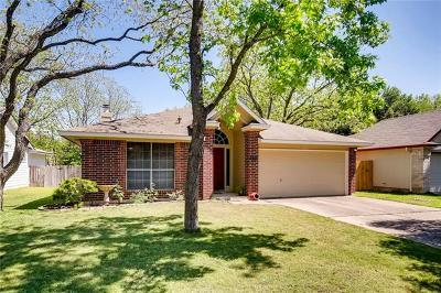 Austin Single Family Home Pending - Taking Backups: 10801 Watchful Fox Dr