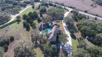 New Braunfels Single Family Home For Sale: 4664 Purgatory Rd