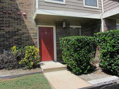 Austin TX Condo/Townhouse Sold: $79,900