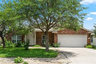 Leander Single Family Home For Sale: 3310 Napa Valley Bnd