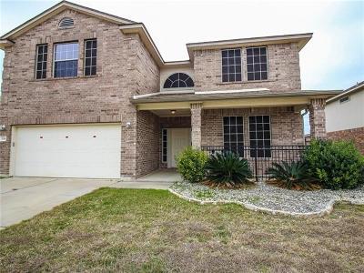 Killeen TX Single Family Home For Sale: $212,500