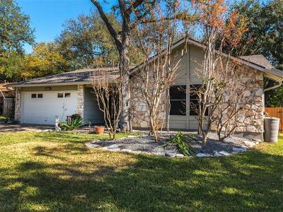 Austin TX Single Family Home For Sale: $299,000