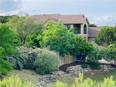 Dripping Springs Single Family Home For Sale: 1127 Tom Sawyer Rd