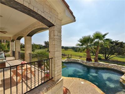 Austin Single Family Home For Sale: 14901 Spillman Ranch Loop