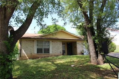 Austin Single Family Home For Sale: 4404 Elmsgrove Dr