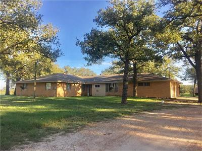 Giddings Single Family Home For Sale: 1093 County Road 205