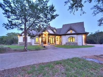 Wimberley Single Family Home For Sale: 405 Ridge Oak Dr