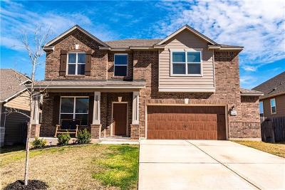 Kyle TX Single Family Home For Sale: $284,900