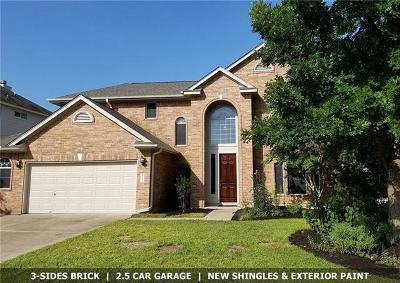 Pflugerville Single Family Home For Sale: 2201 Speidel Dr
