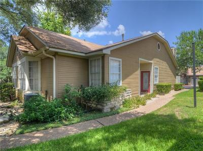 Hays County, Travis County, Williamson County Condo/Townhouse For Sale: 6501 Brush Country Rd #U-141