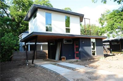 Single Family Home For Sale: 2908 Govalle Ave #B