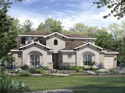 Dripping Springs TX Single Family Home For Sale: $645,969