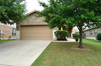 Austin Single Family Home Pending - Taking Backups: 12020 Eruzione Dr