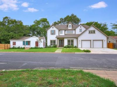 Austin Single Family Home For Sale: 2400 Winsted Ln